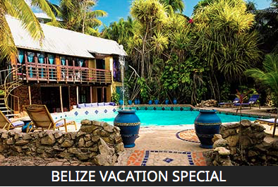 Belize Vacantion Special