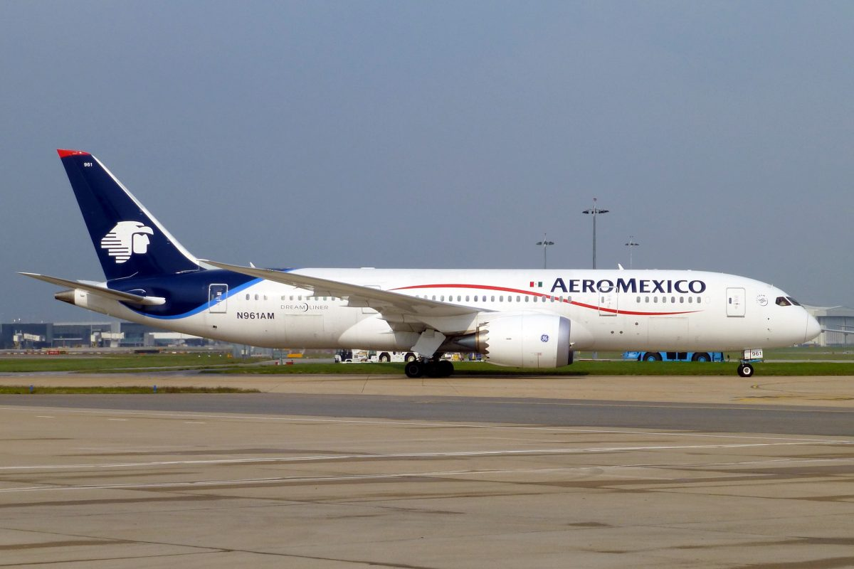 Aeromexico Launches new Non-stop Flight to Belize