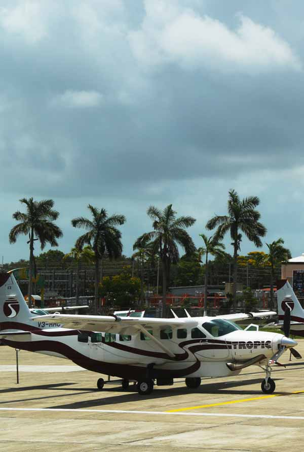 Belize's Tropic Air and COPA Airlines Announce New Agreement