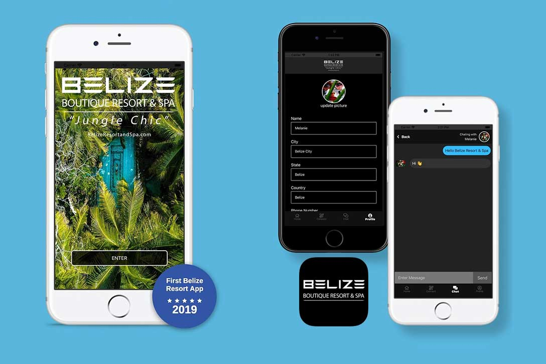 Belize Resort App