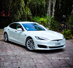 Tesla Model S In Belize Cutting Edge Technology Belize Boutique Resort And Spa