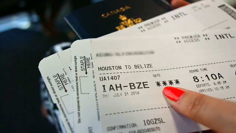 Flights to Belize