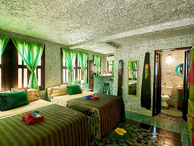 standard room belize boutique resort and spa