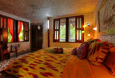 Belize Luxury Resort Room