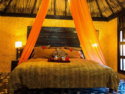 two bedroom villas Belize boutique resort and spa
