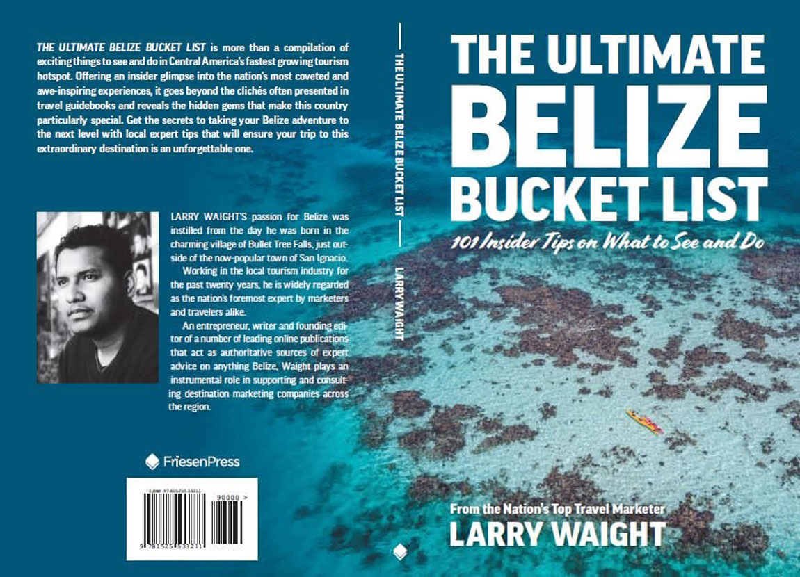 belize travel guide book