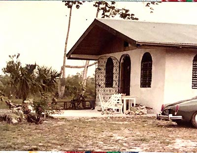 belize resort history