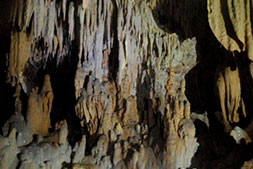 ATM Cave formations
