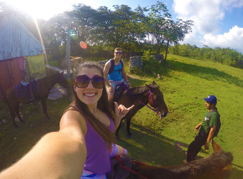 Belize Horse Back Riding Belize Boutique Resort and Spa